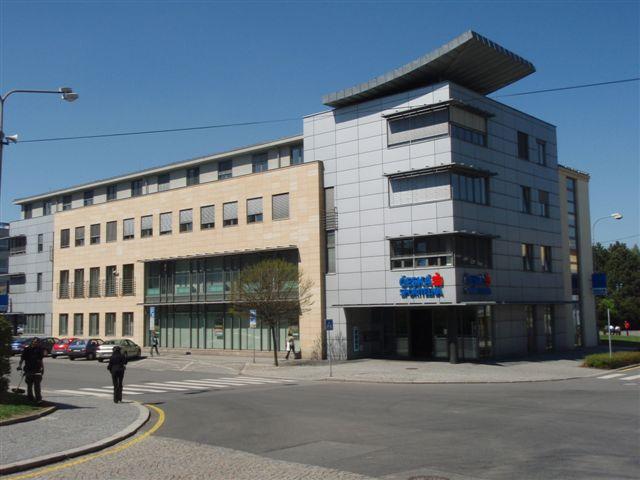 budova České Spořitelny v Novém Jičíně
