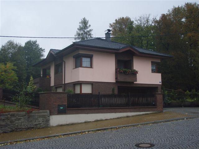 Rodinný dům na ul.Keltičkove v Ostravě