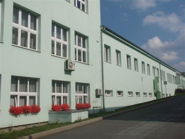 Zateplení správní budovy Siemens Frenštát p.Radhoštěm