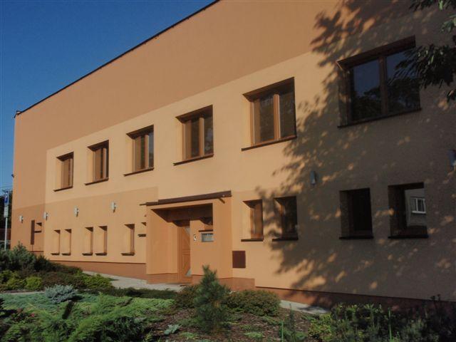 Komerční budova v Šenově